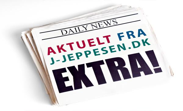 Følg med i de seneste nyheder fra Jørgen Jeppesens Eftf.