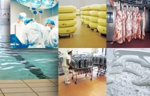 Vi har udført overfladebehandling af vandtanke for Hjørring Vandværk