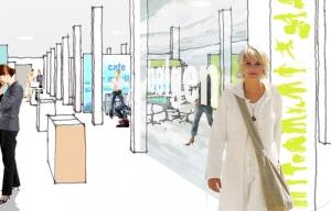 J-Jeppesen maler Hjørrings nye rådhus