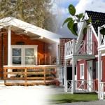 Forårstips til sommerhusejeren: Trænger sommerhuset til en kærlig og professionel malerhånd?