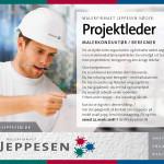 Malerfirmaet Jeppesen søger Projektleder