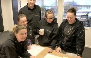 Nye teamledere i Aalborg-afdeling