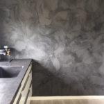 Stucco i et elegant køkken