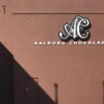 Aalborg Chokoladen med nymalet facade
