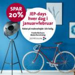 SPAR 20%: Skal dit hjem være det næste, vi maler?
