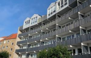 Sommer-facelift til boliger i Nørresundby