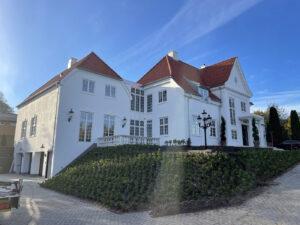 Amphisilan facaderenovering - Malerfirmaet Jeppesen